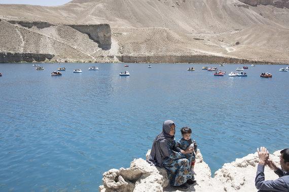 Joël van Houdt nuotr./Bamijano gyventojai yra kur kas labiau atsipalaidavę, o provincija – labiau gyvybinga ir išsivysčiusi