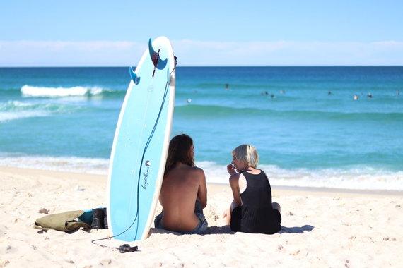 Eglės Verbavičiūtės/Gyvenimo Australijoje akimirkos