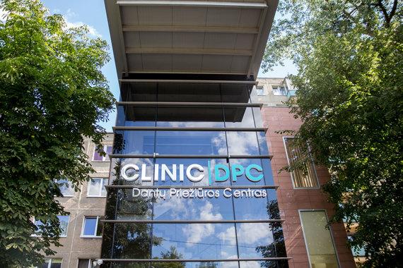 """Mariaus Vizbaro / 15min nuotr./Dantų priežiūros centras """"Clinic DPC"""""""