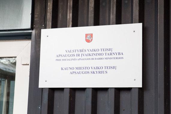 Mariaus Vizbaro / 15min nuotr./Kauno miesto vaikų teisių apsaugos skyrius