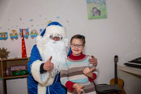"""Mariaus Vizbaro / 15min nuotr./Všį """"Ištiesk pagalbos ranką"""" atidarymas"""