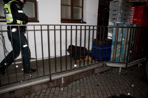 Mariaus Vizbaro / 15min nuotr./Naujųjų metų naktis su Kauno policija