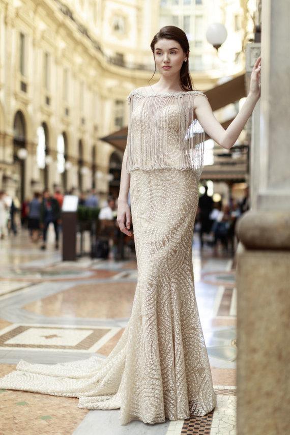Gemy Maalouf nuotr./Vestuvinės suknelės