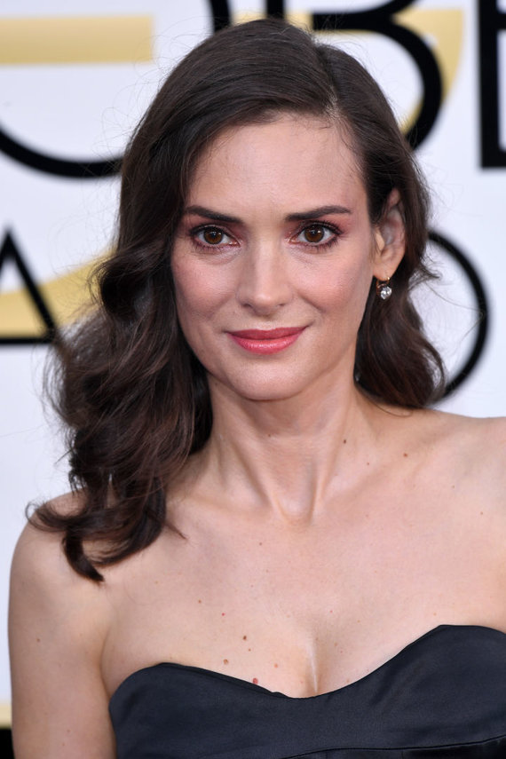 Vida Press nuotr./Winona Ryder
