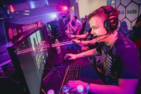 "GameOn nuotr./CS:GO ""Baltic Masters"" turnyras"