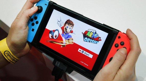"""Nintendo Switch"""