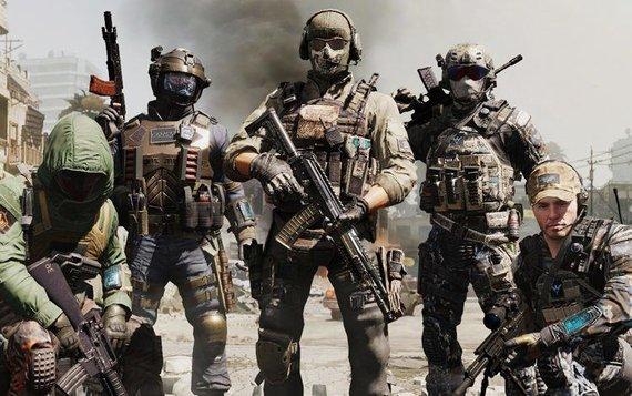 """Call of Duty"""