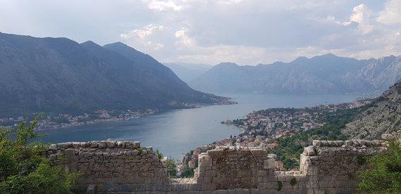 Kalnų fanai nuotr./Kotoras, Juodkalnija