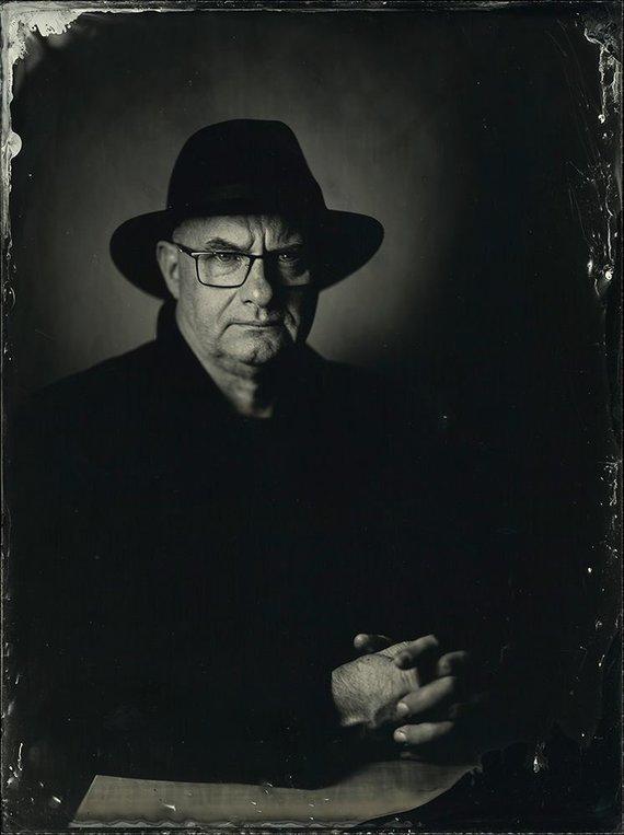 Mindaugo Meškausko nuotr./Dainininkas, fotografas Algimantas Aleksandravičius