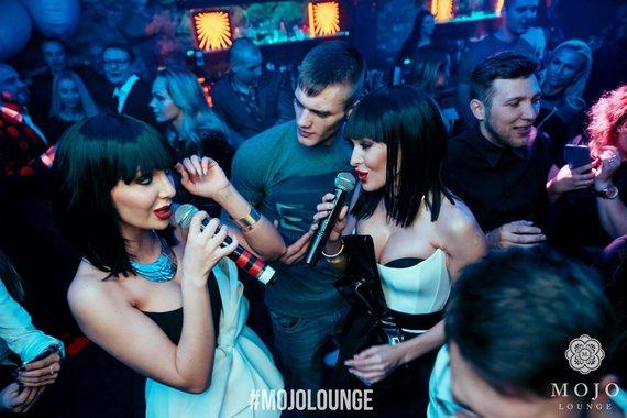 """""""Mojo Lounge Vilnius"""" nuotr. /Oksana Pikul ir Monika Šedžiuvienė"""