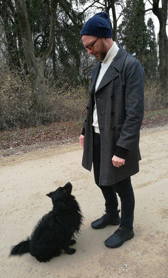 Asmeninio albumo nuotr./Sigitas Šidlauskas ir Dublis