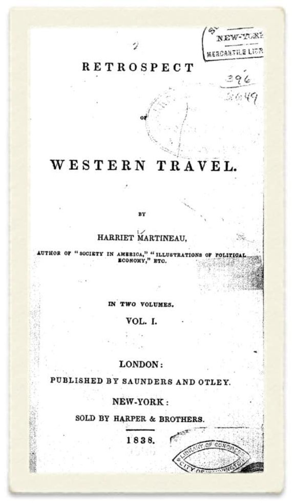 Wikipedia Commons nuotr./H.Martineau knyga, kurioje aprašyti Madam LaLaurie žiaurumai