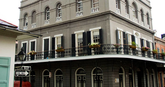 Wikipedia Commons nuotr./LaLaurie rūmai 2009 m.