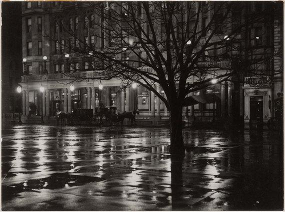 """Bostono meno muziejaus nuotr./Josepho Stiglitzo nuotrauka """"Atspindžiai"""""""