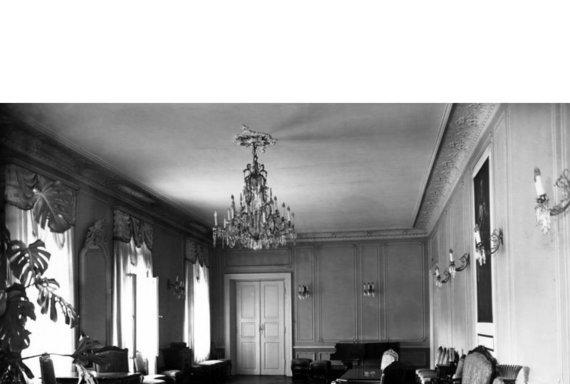 istorineprezidentura.lt nuotr./Prezidentūros antro aukšto interjeras