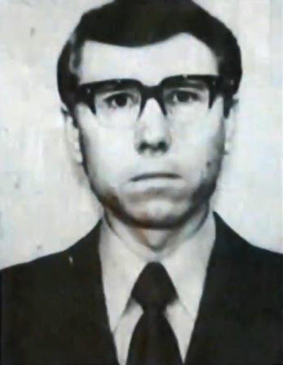 Kadras iš 2006 m. Rusijoje sukurto dokumentinio filmo apie B.Maigį/Bronius Maigys