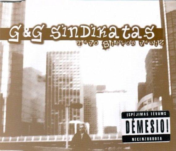 """Nuotrauka iš oficialaus """"G&G Sindikato"""" puslapio/""""G&G Sindikato"""" albumo """"Tavo sielos vagiz"""" viršelis"""