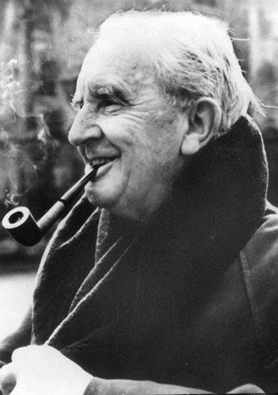 imdb.com nuotr./J.R.R.Tolkienas