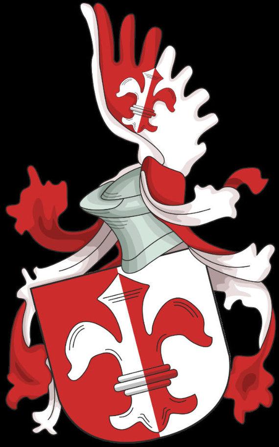 Wikimedia Commons pav./Welserių giminės herbas