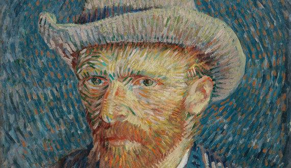 Wikimedia Commons pav./Vincentas van Goghas