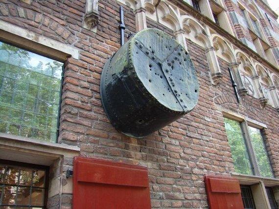 Wikimedia Commons / Public Domain nuotr./Katilas Deventeryje (Nyderlandai), kuriame buvo vykdomos egzekucijos