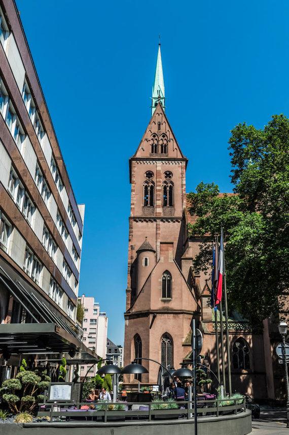 Šv. Petro Naujoji protestantų bažnyčia Strasbūre