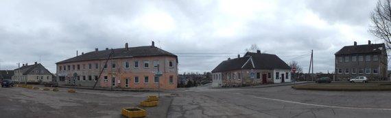 Kultūros paveldo departamento / Viktorijos Mačiulaitytės nuotr./Kalvarijos miesto istorinė dalis