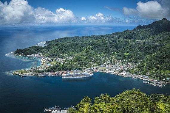 123RF.com nuotr./Amerikos Samoa