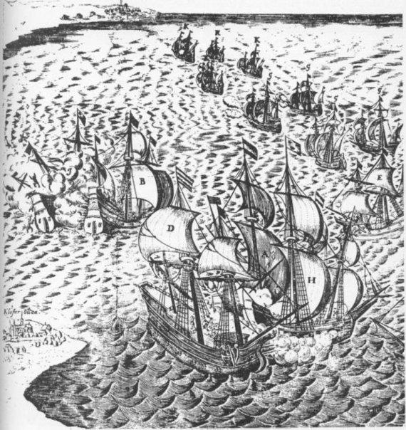 Wikimedia Commons / Public Domain nuotr./Olyvos mūšis