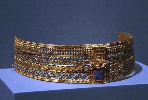 Wikimedia Commons nuotr./G.Ferlini rasta karalienės Amanishakhet apyrankė