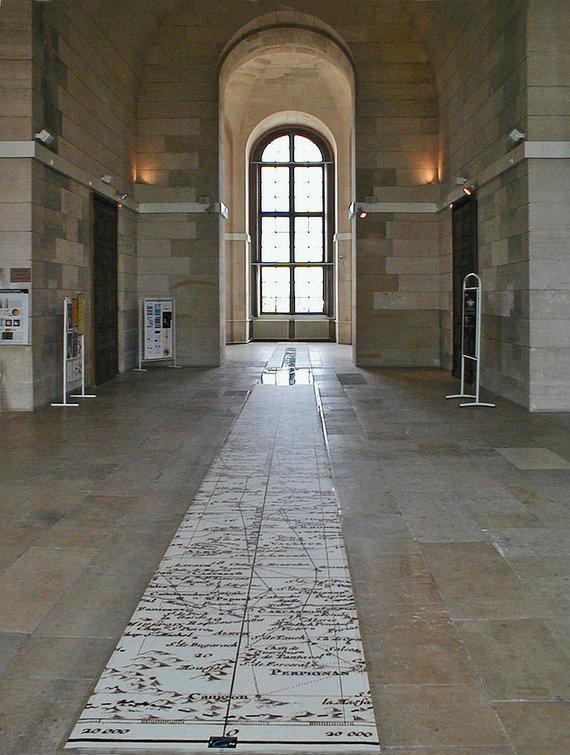 Wikipedia Commons nuotr./Paryžiaus dienovidinis Paryžiaus observatorijoje