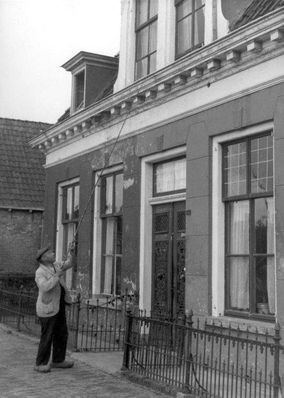 Wikimedia Commons / Public Domain nuotr./Baladotojas Belgijoje, 1947 m.