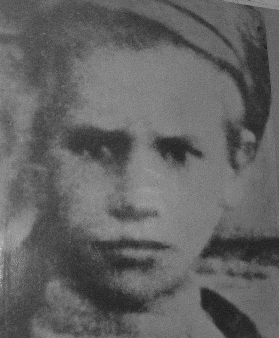 Vida Press nuotr./Vienintelė tikra Pavliko Morozovo nuotrauka. Taip atrodė jo veidas