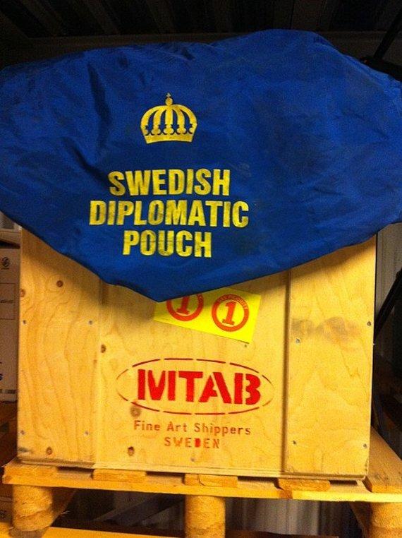 Wikimedia Commons nuotr. / CC BY-SA 2.0/Švedijos diplomatinis paštas