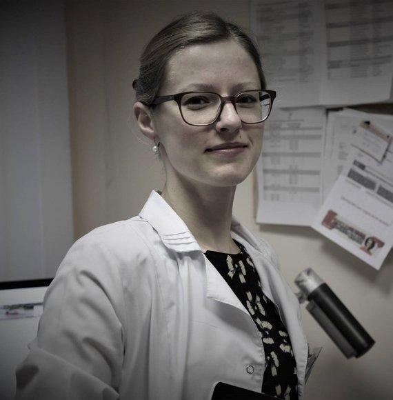 Asmeninio archyvo nuotr./dr. Eglė Sakalauskaitė-Juodeikienė