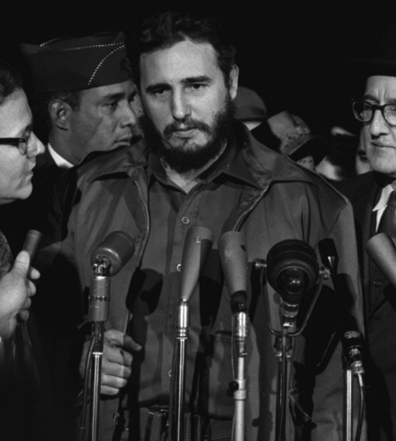 Fidelis Castro 1959 m.