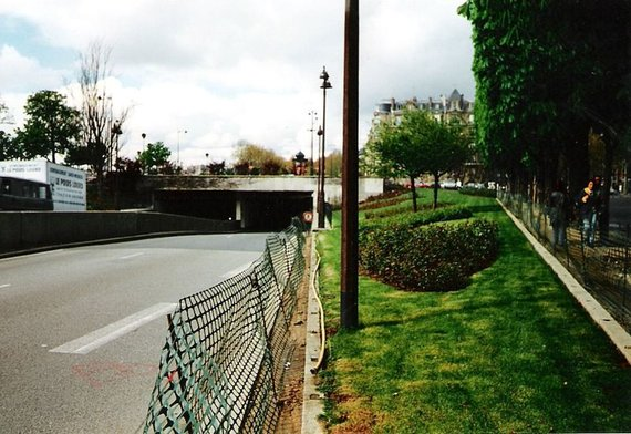 en.wikipedia.org nuotr./Almos tunelis Paryžiuje
