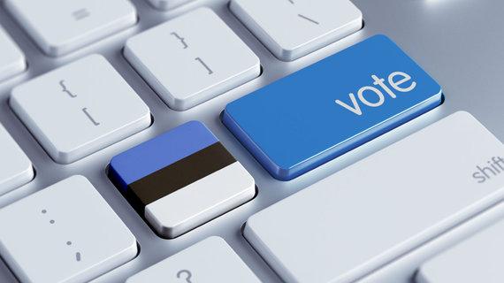 123RF.com nuotr./Estijoje galima balsuoti ir internetu