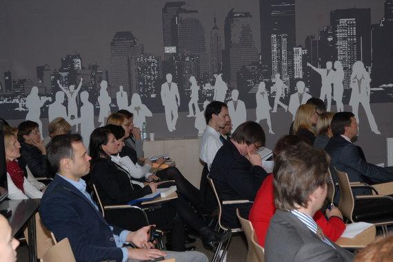Pažangos forumas Kauno technologijos universitete