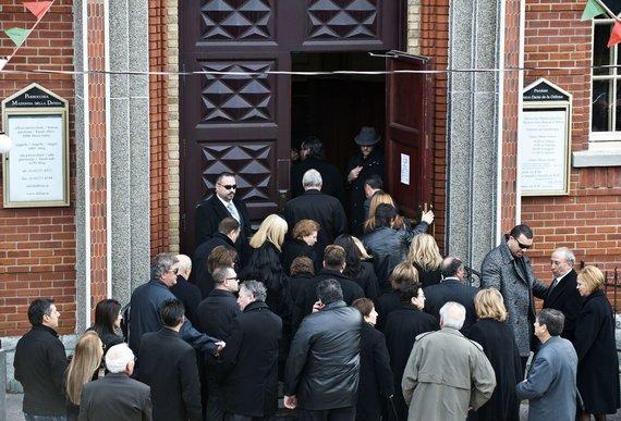 Vito Rizzuto laidotuvės