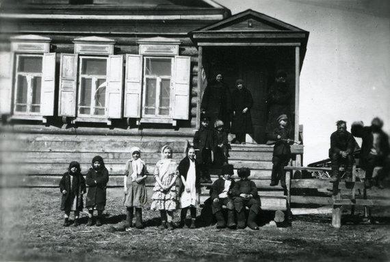Deniso giminės namas