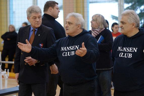 Alfredo Pliadžio nuotr./Hrač Petrosianas