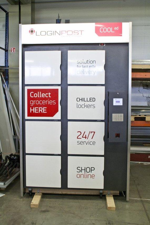 MITA nuotr./Išmanusis šaldytuvas