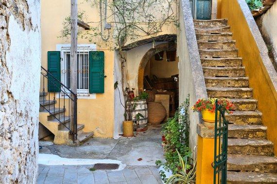 123rf.com nuotr./Įsimylėti Jonijos mažylę Kerkyrą (Korfu) – labai paprasta