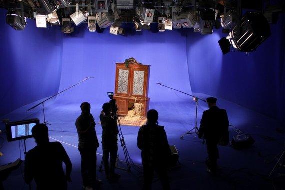 """""""Tauras Films"""" nuotr./""""Gustavo nuotykių"""" filmavimo aikštelė"""