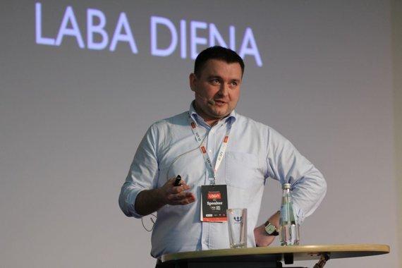 Alvydo Opulskio/Gykai.lt nuotr./El. komercijos konsultantas Vytautas Vorobjovas
