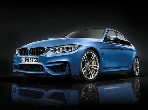BMW nuotr. /BMW M3