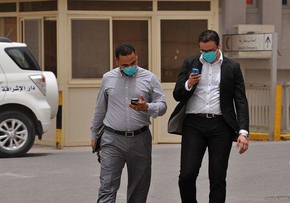 """AFP/""""Scanpix"""" nuotr./MERS viruso protrūkis pirmiausia fiksuotas Saudo Arabijoje"""