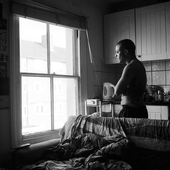 """Arcana Femina nuotr./""""By the way"""" projekto nuotrauka"""