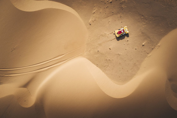 """Alessio Corradini / Rally Cool Photography nuotr./""""Africa Eco Race"""""""